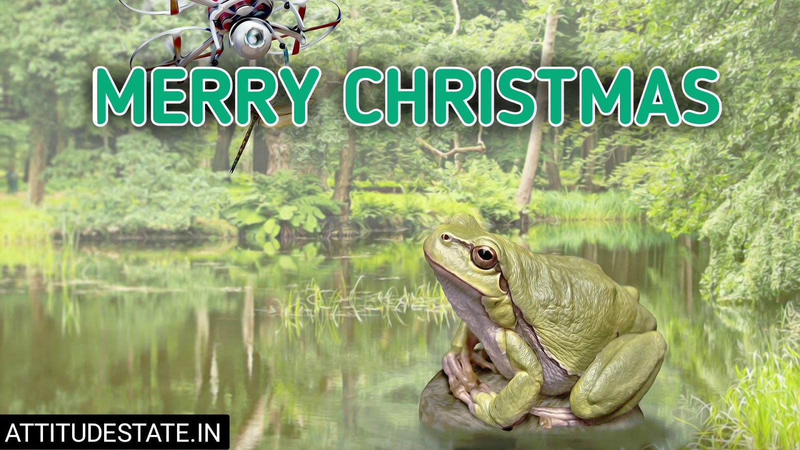 funny merry christmas and new year wishes