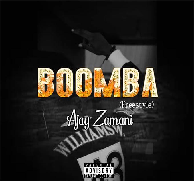 Boomba Music | Freestyle by Ajay Zamani