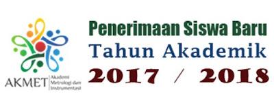 Pengumuman dan Pendaftaran AKMET Akademi Metrologi dan Instrumentasi 2017