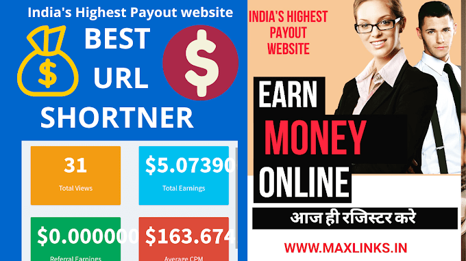 Earn money online on trusted website ?