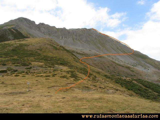 Ruta Ventaniella, Ten y Pileñes: Camino al Pileñes
