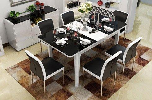 Bí quyết chọn bàn ghế phòng ăn cực chuẩn bạn nên biết