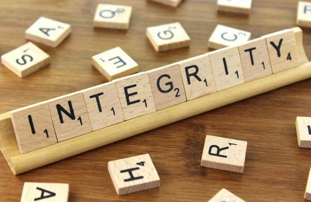 Renungan Harian: Selasa, 28 September 2021 - Integritas: Setia, Benar, Jujur