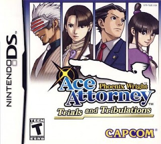 Phoenix Wright: Ace Attorney - Trials and Tribulations, NDS, Español, Mega, Mediafire