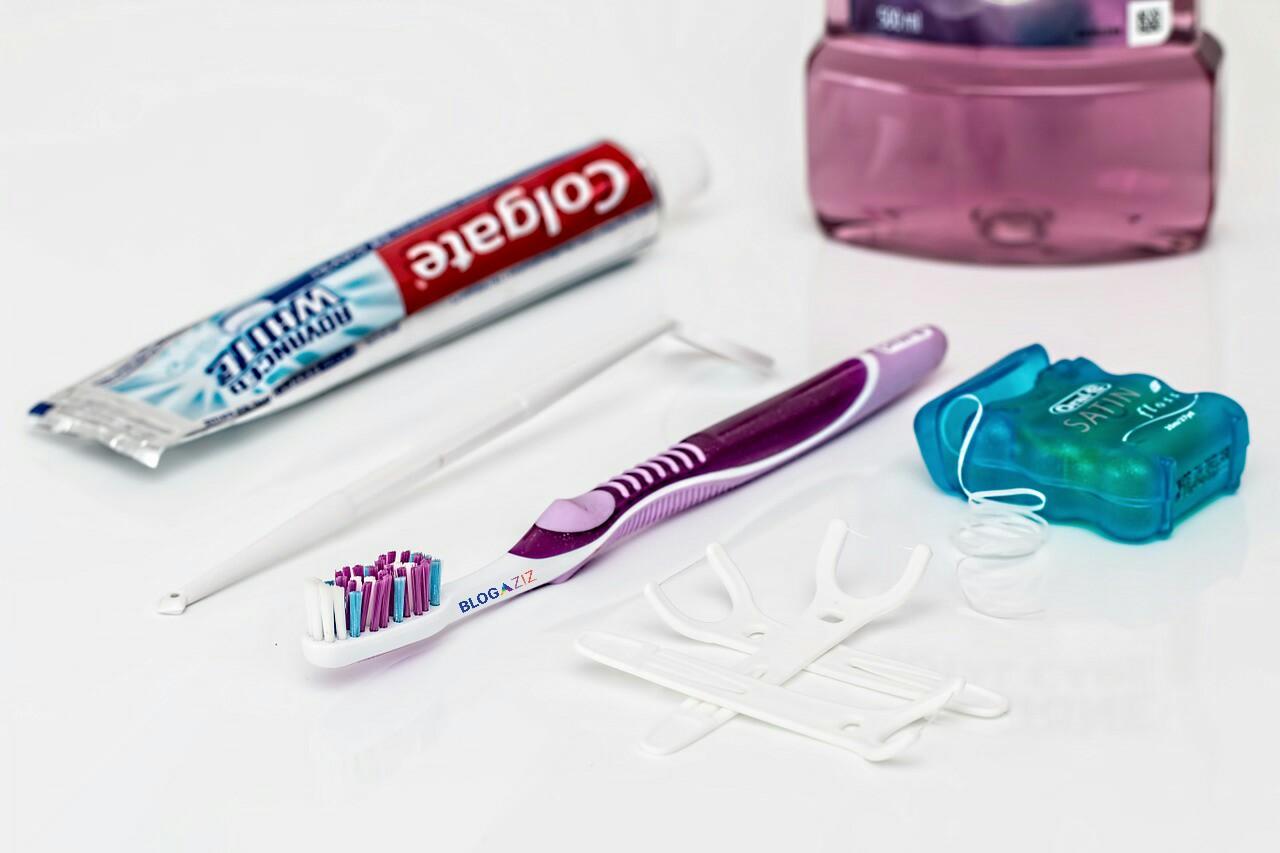 Penggunaan Pasta Gigi Pemutih