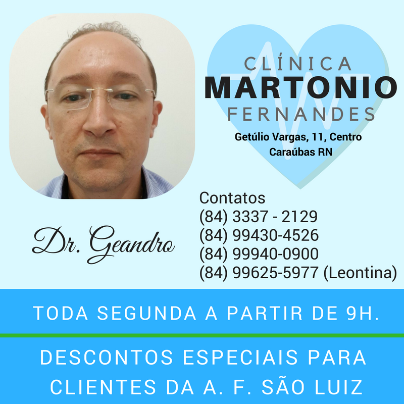 Dr. Geandro.