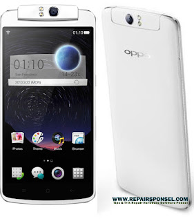 Hard Reset Oppo N1 Wipe Data