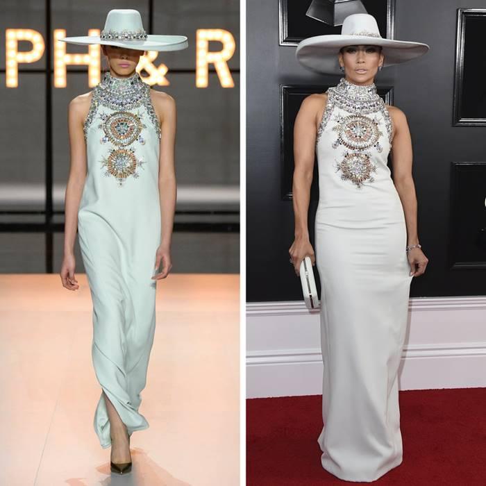Ralph & Russo / Jennifer Lopez