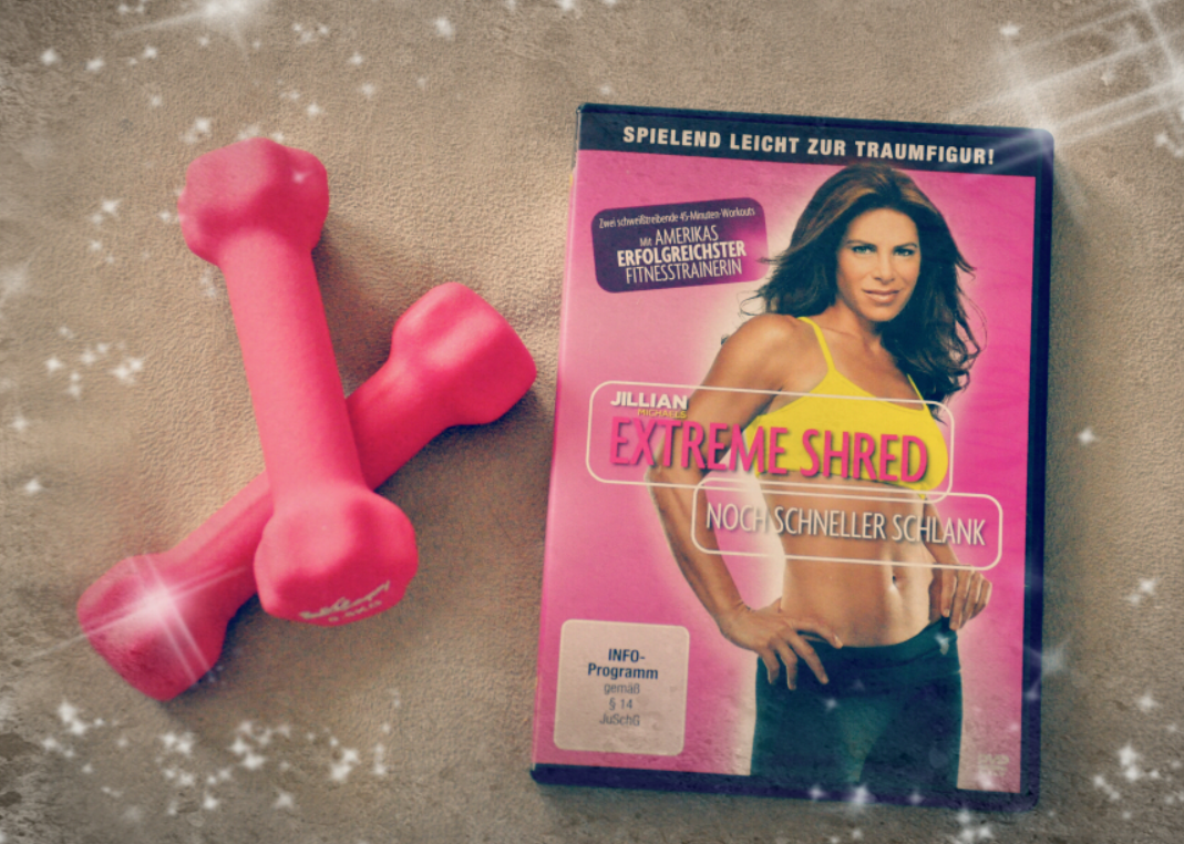 Review On Jillian Michaels Extreme Shed And Shred Workout