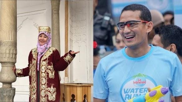 Masya Allah, Asma Nadia Ungkap Sosok Sandiaga Uno yang Belum Banyak Orang Tahu