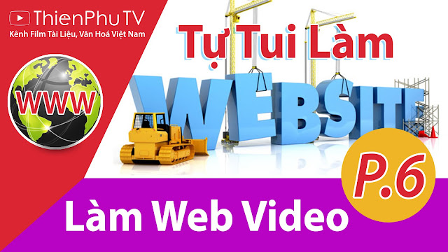 Dowload template Web Video