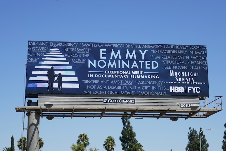 Moonlight Sonata Emmy nominee billboard