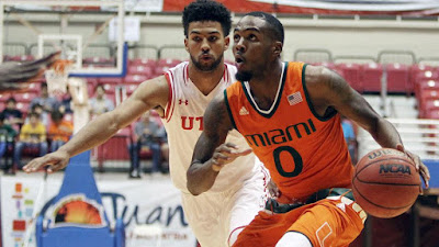 NCAAB : Miami, Notre Dame Face Off in ACC Clash