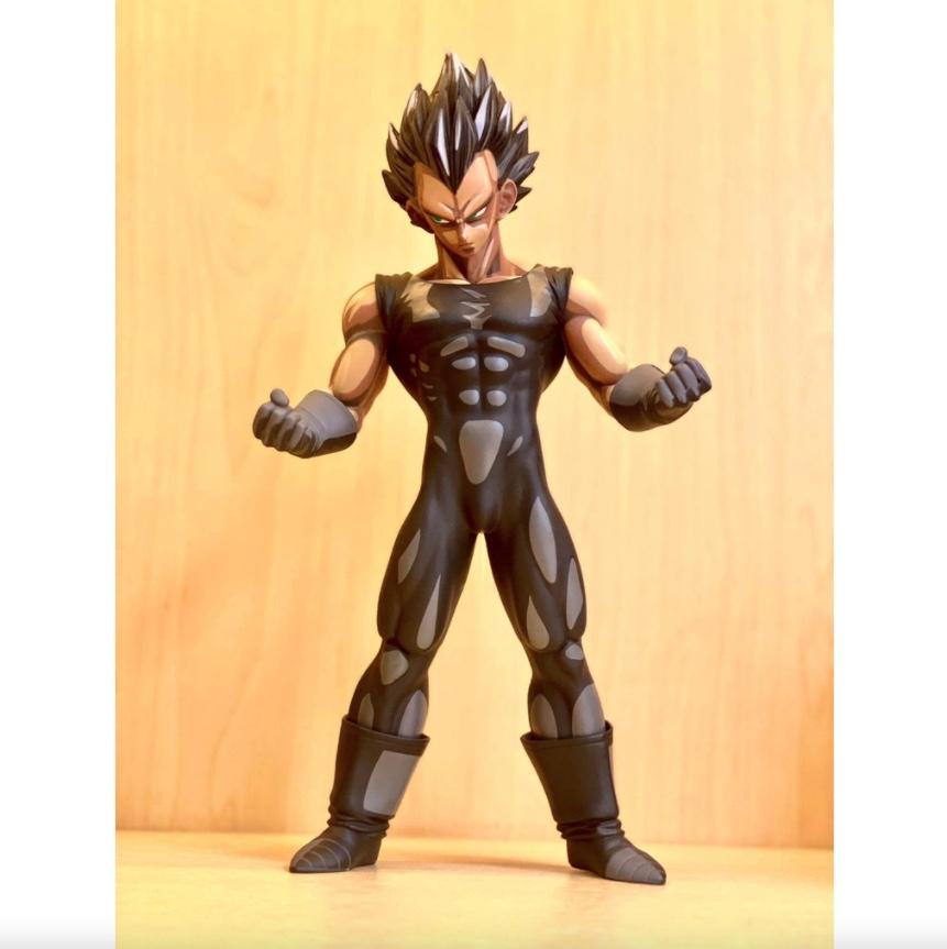 Mô hình Dragon Ball SONGOKU - VEGETA 2D