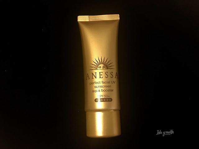 Anessa crema solar