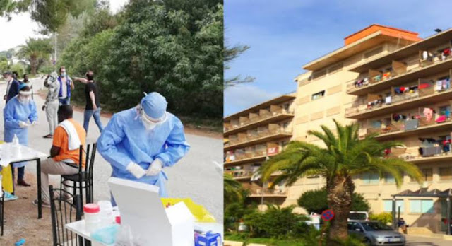 Η κατάσταση με τον κορωνοϊό στην Ερμιονίδα εξελίσσεται ομαλά