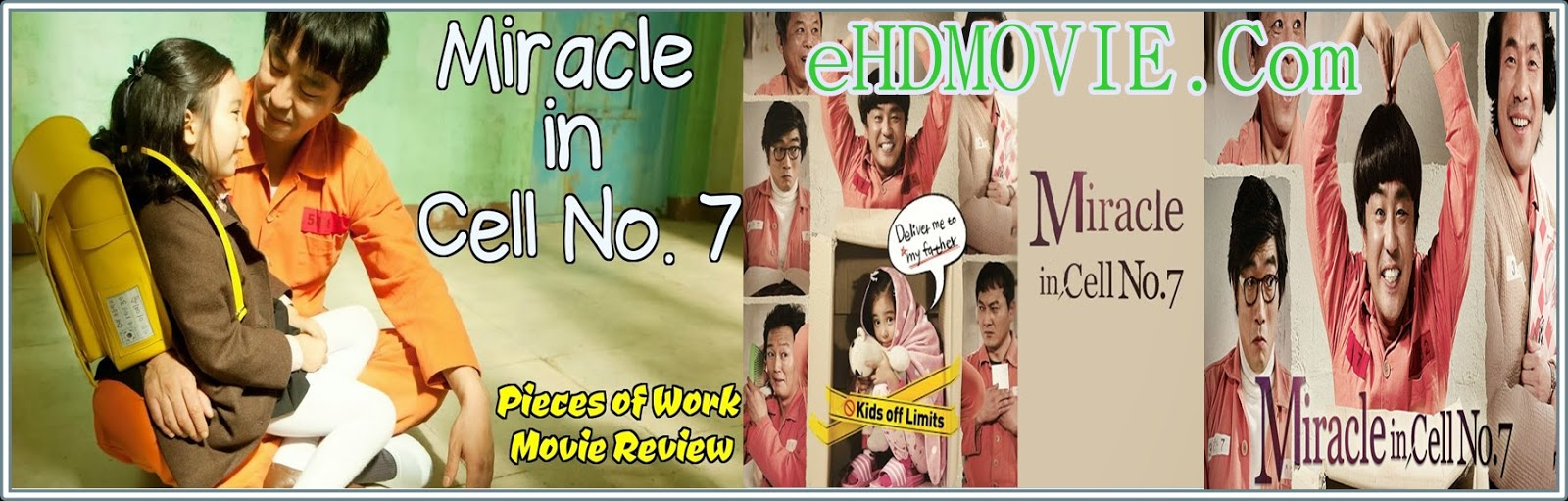 Miracle in Cell No. 7 2013 Full Movie Korean 720p - 480p ORG BRRip 450MB - 950MB ESubs Free Download