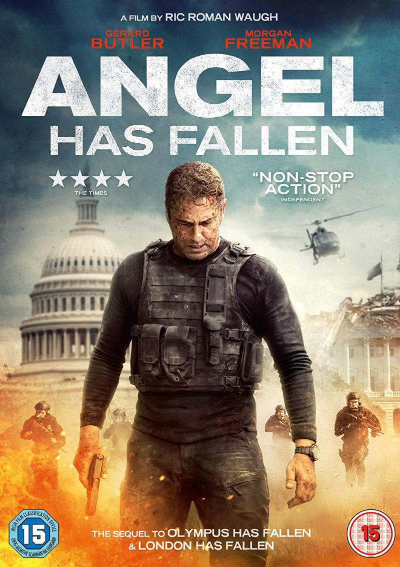 angel has fallen dvd