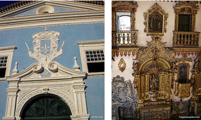 A Igreja da Ordem Terceira do Carmo de Cachoeira, Bahia