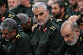 Jejak Gelap Qassem Soleimani di Irak dan Suriah