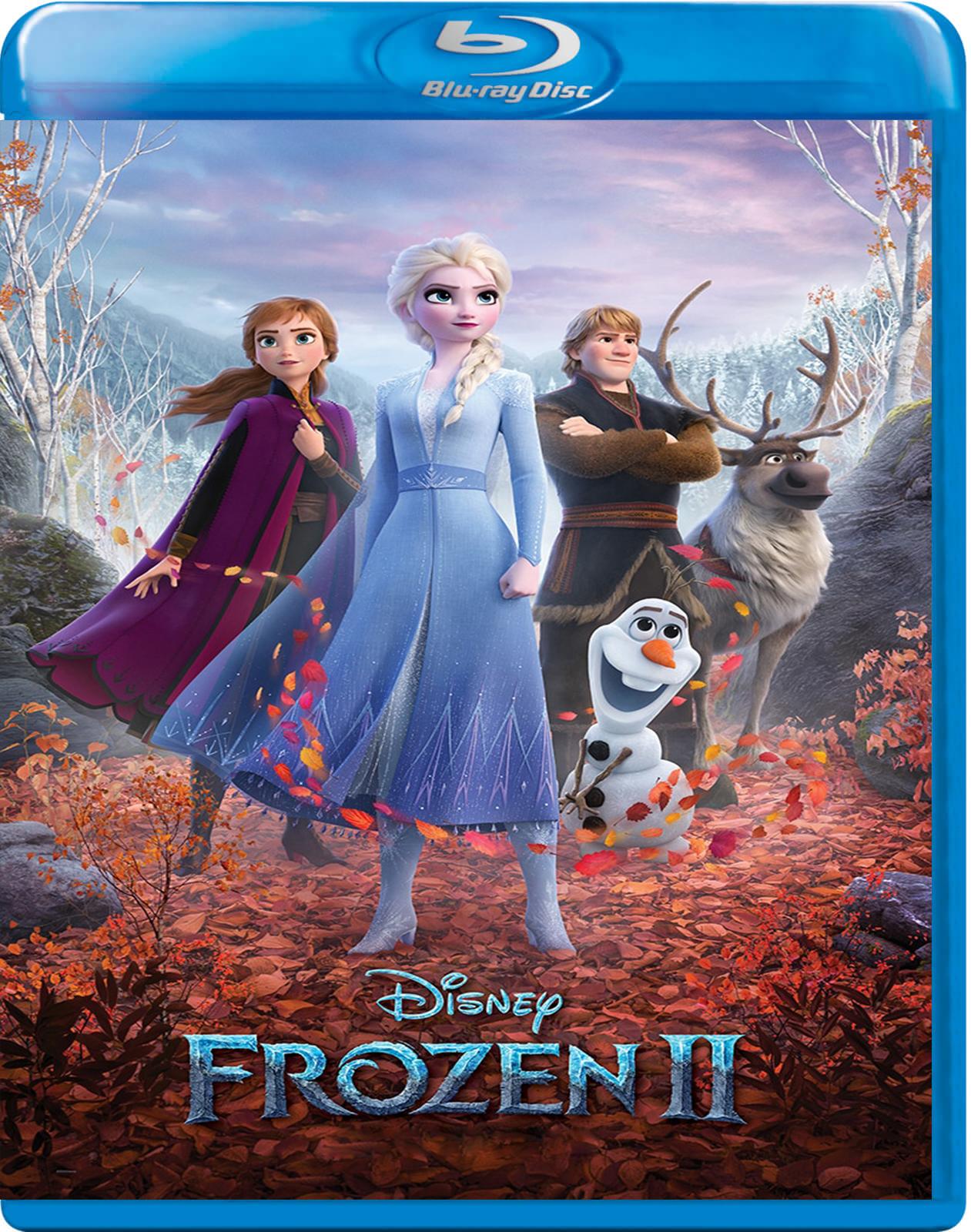 Frozen II [2019] [BD50] [Latino]