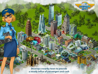 Airport City Apk Mod Full Unlocked