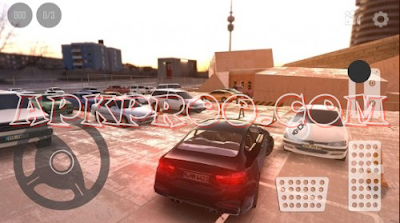 Real Car Parking 2017 Street 3D Mod Apk For Android