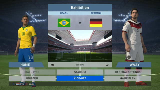 Download PES 16 Game Setup Full Version