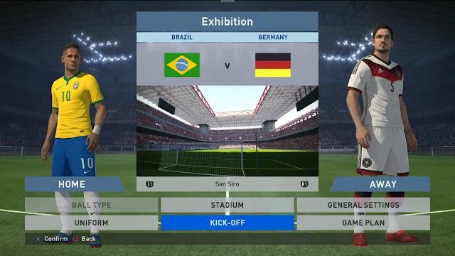 Download PES 16 Game Setup Full Version