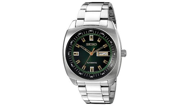 Seiko Men's SNKM97 Automatic Watch