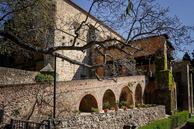 Real Monasterio y Palacio de Yuste, lugar de descanso de Carlos V