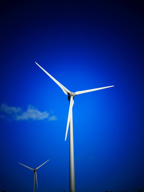Offshore Wind Offers Great Energy Resources
