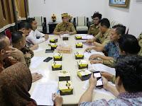 Kementrian Keuangan Terkesan Atas Pembangunan Yang Dilakuan Pemprov Lampung