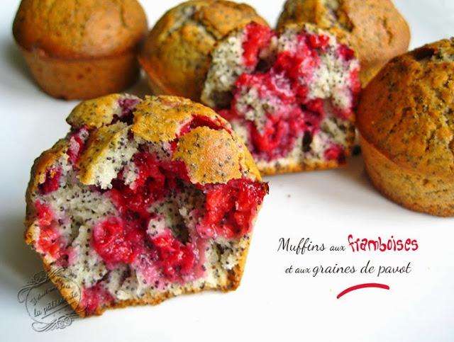 muffins-framboise-pavot