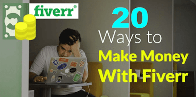 Very Good Ways To Make Money On Fiverr