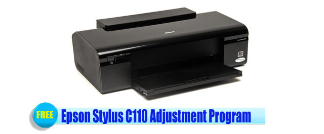 Epson Stylus C110 Adjustment Program