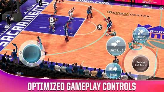 NBA 2K20 Mod Apk Download