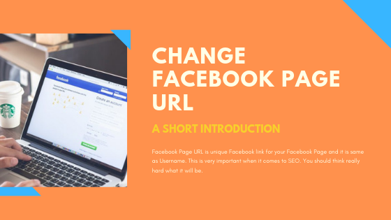 How To Change A Facebook Page Url<br/>