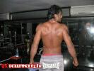 Prabhas gym workouts photo