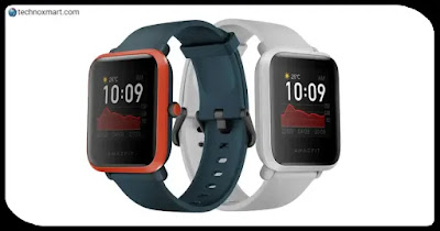 Amazfit BIP S Smartwatch Launched In India With Color Display & Battery Life Of Up To 40 Days: Check Price, Specifications Here