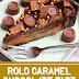 Rolo Caramel Chocolate Tart