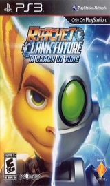 171411 ratchet clank future a crack in time playstation 3 front cover 257x300 - Ratchet & Clank Future: A Crack in Time (2009) PS3 Torrent