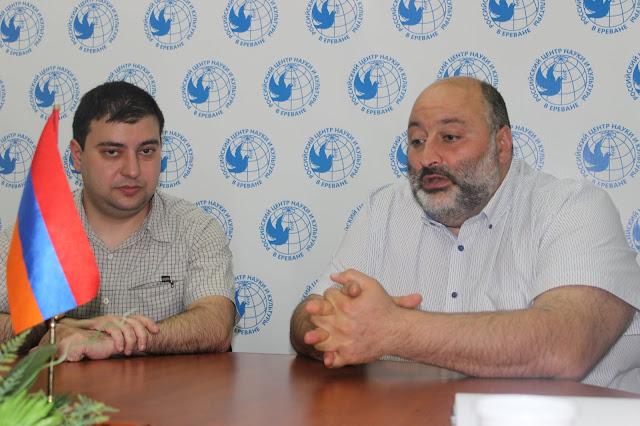 Հանդիպում ՀՀ ԱԺ պատգամավոր Վարազդատ Կարապետյանի հետ