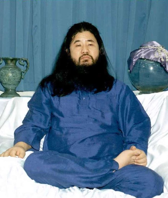 Japan Executes Cult Leader Behind Deadly 1995 Subway Attack