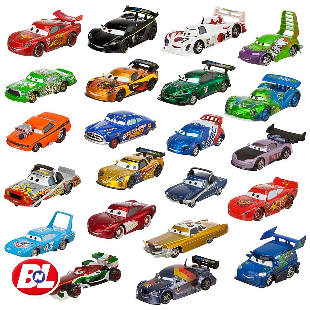 WELCOME ON BUY N LARGE: Cars 2: World Of Racing