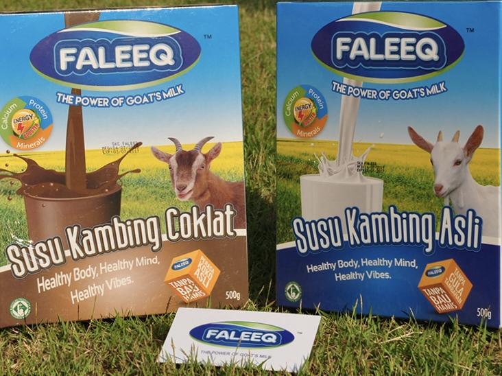 Kebaikan susu kambing