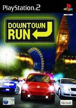 تحميل لعبة السباق القديمة Downtown Run