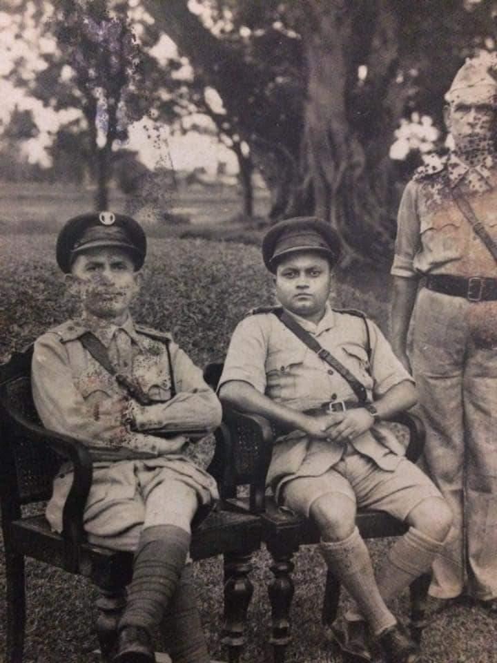 231ad826 Rare photo of Late Dalbir Singh Lohar
