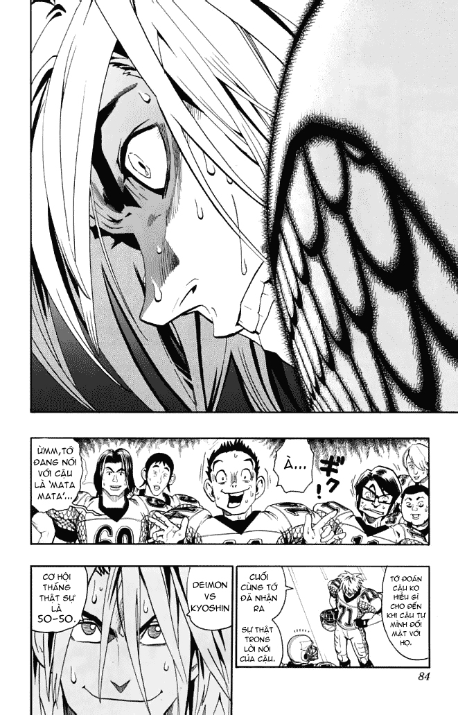 Eyeshield 21 chapter 119 trang 5