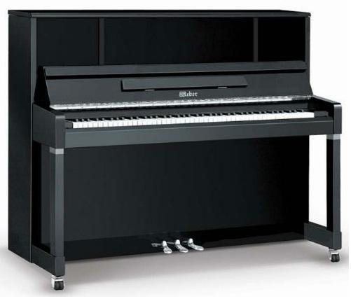Đàn Piano Albert Weber w121e